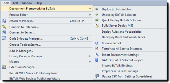 Deployment Framework for BizTalk Server V5 0